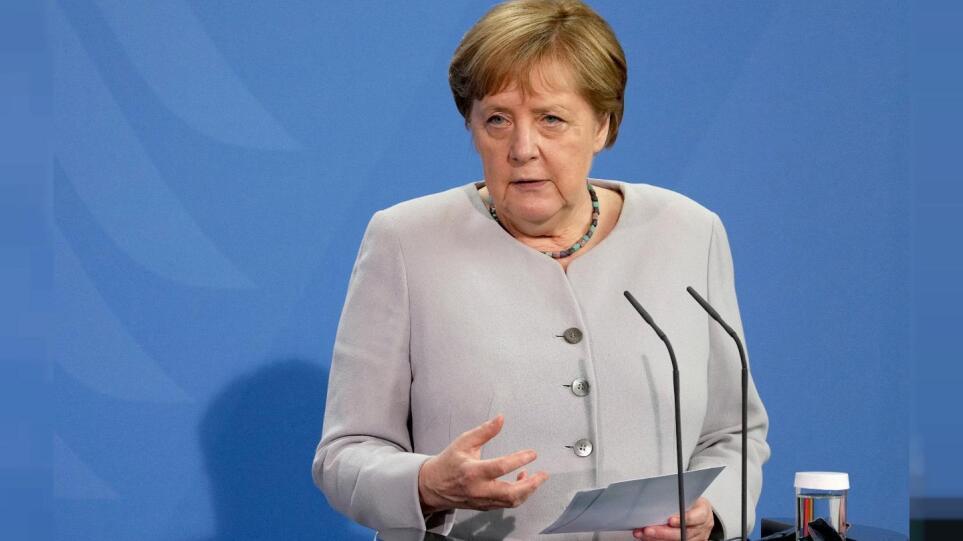 Η Μέρκελ αποκλείει το ενδεχόμενο νέου κλεισίματος των συνόρων της Γερμανίας