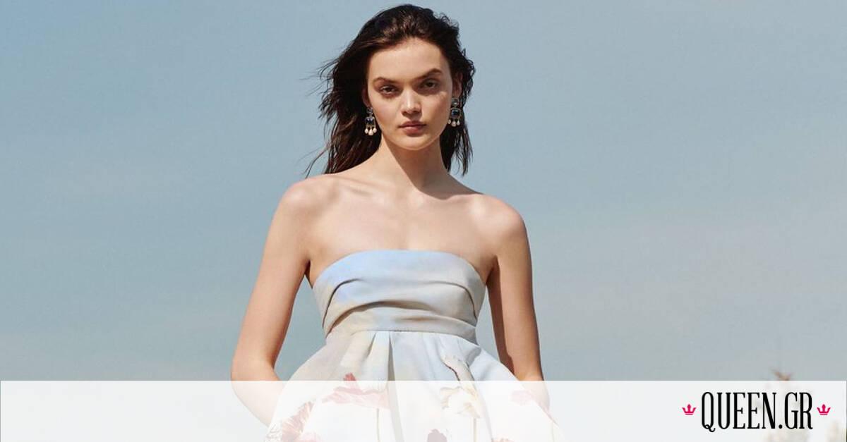 Oscar de la Renta Resort 2022: Μία συλλογή φτιαγμένη για τους λάτρεις του vintage floral