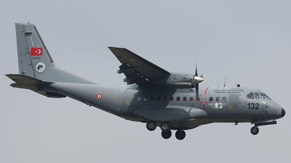 Αιγαίο: Δεκάδες παραβιάσεις από τουρκικά κατασκοπευτικά αεροσκάφη