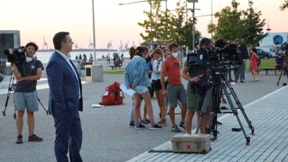 Ταινία του Hollywood θα γυριστεί για πρώτη φορά στη Θεσσαλονίκη!