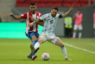 Ο Μέσι οργίασε με την Παραγουάη