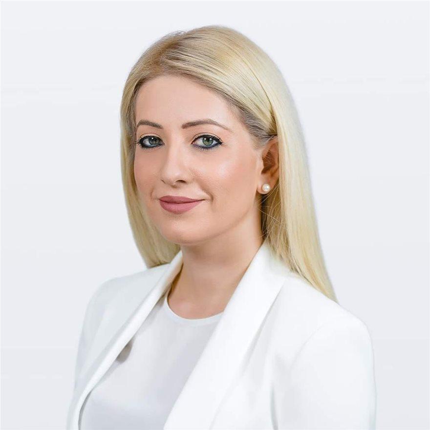 Αννίτα Δημητρίου: Ποια είναι η πρώτη γυναίκα Πρόεδρος της κυπριακής Βουλής