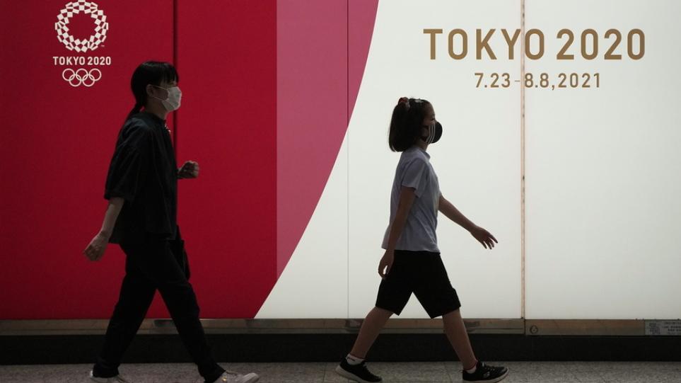 Ιαπωνία: Η αύξηση των κρουσμάτων προκαλεί φόβους για έκτακτα μέτρα ενόψει Ολυμπιακών Αγώνων