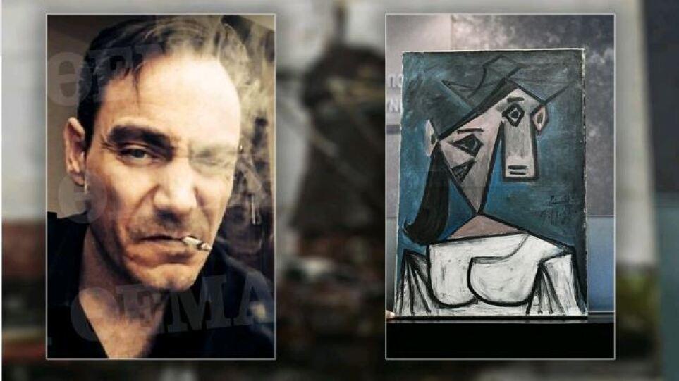 Κλοπή στην Εθνική Πινακοθήκη: Αύριο στον ανακριτή ο 49χρονος – Η ποινική δίωξη που του ασκήθηκε