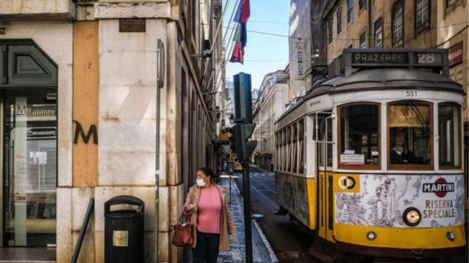 Κορωνοϊός: Η Πορτογαλία κατέγραψε τη μεγαλύτερη ημερήσια αύξηση κρουσμάτων από τον Φεβρουάριο