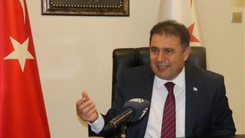 Ψευδοκράτος – Σανέρ: Δεν αποφασίστηκε η παρουσία μη επανδρωμένων αεροσκαφών στο Λευκόνοικο
