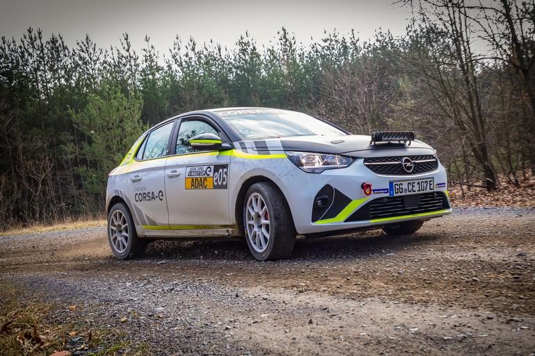 ADAC Opel e-Rally Cup:Το πρώτο αθόρυβο ράλι