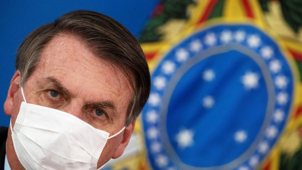 Βραζιλία: Γερουσιαστής ζητά έρευνα κατά του Μπολσονάρου για την αγορά εμβολίων