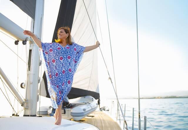 Vicky X Parabita: Η Βίκυ Σταυροπούλου και η Parabita στην πρώτη τους summer collection
