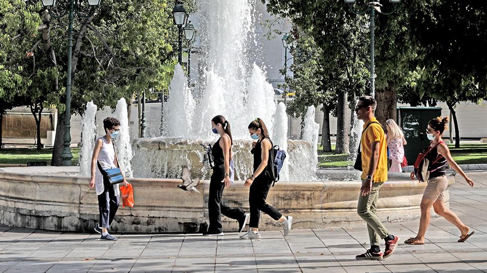 Δεύτερο κύμα καύσωνα – Πότε έρχονται 40άρια στην Αθήνα – Δείτε αναλυτικούς πίνακες