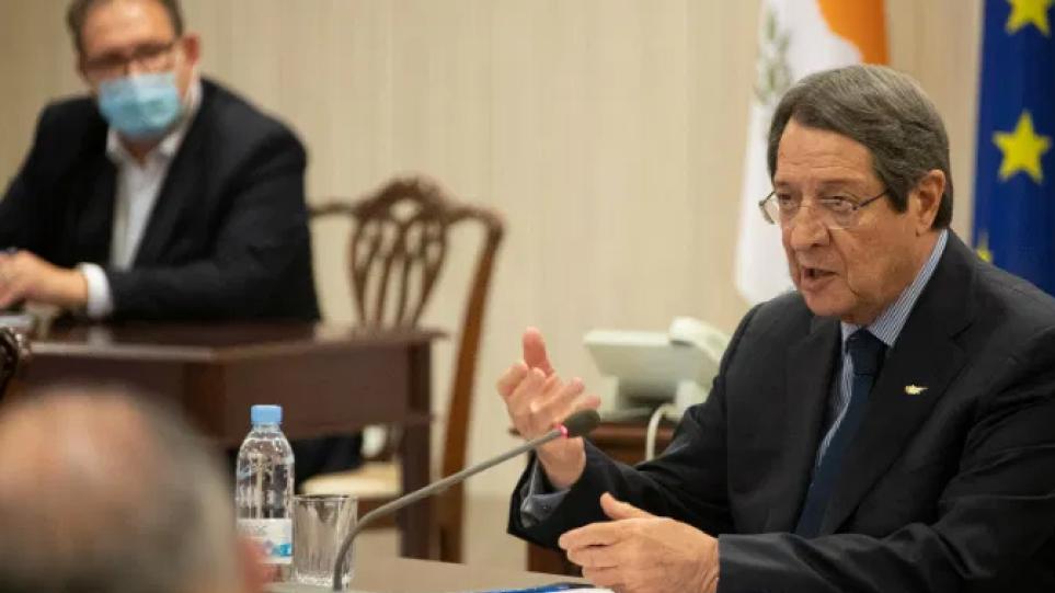 Κύπρος: Έκτακτη σύσκεψη Αναστασιάδημε επιδημιολόγους -Ανησυχία από την αύξηση κρουσμάτων