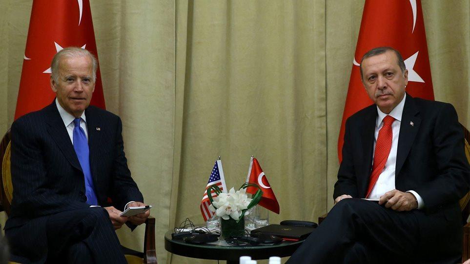 Μπάιντεν-Ερντογάν: Ηλεκτρισμένο κλίμα πριν τη συνάντηση – Οι S-400 και το σχέδιο της Άγκυρας για εγκατάσταση στα κατεχόμενα