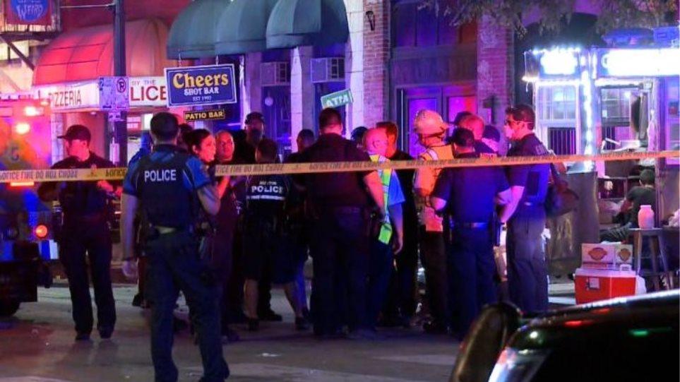 ΗΠΑ: Στους 14 οι τραυματίες από τους πυροβολισμούς στο Τέξας – Συνελήφθη ένας ύποπτος
