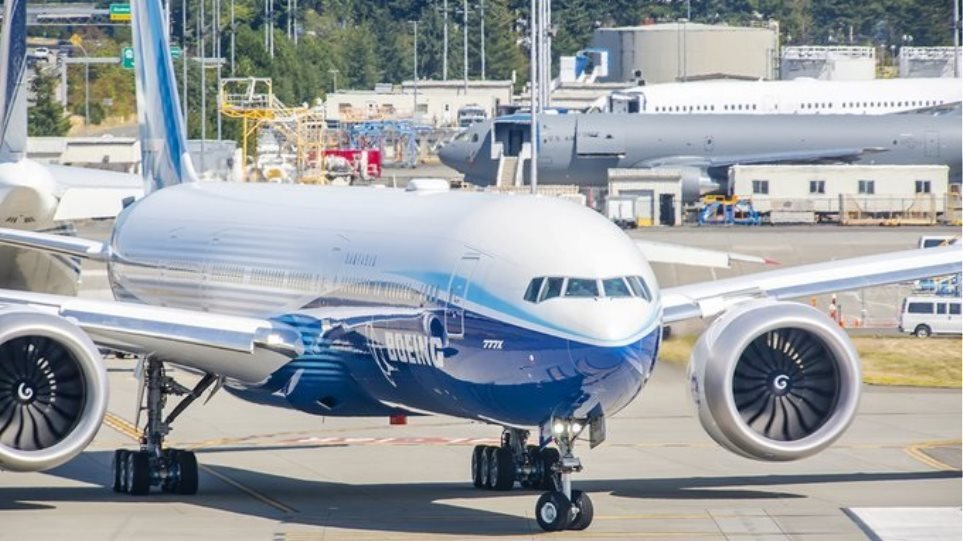 Boeing 777Χ: «Μπλόκο» για την πιστοποίηση επιχειρησιακής ετοιμότητας ως τα μέσα ή το τέλος του 2023