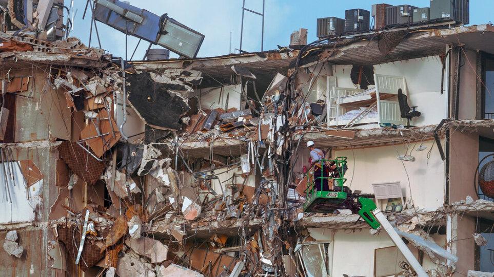 Κατάρρευση πολυκατοικίας στο Μαϊάμι: Στους 10 οι νεκροί, 151 οι αγνοούμενοι