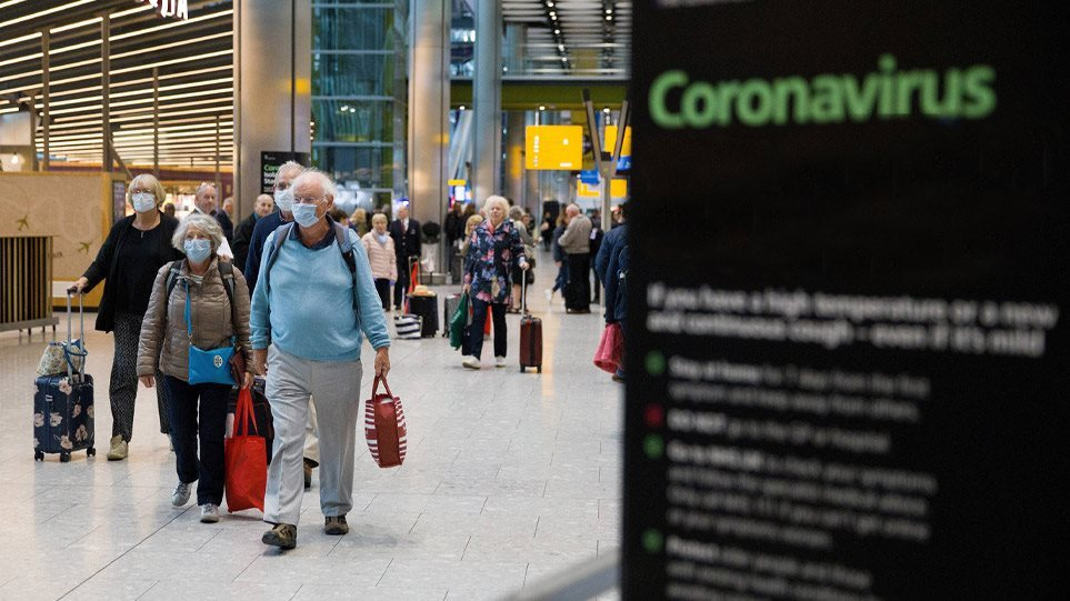Κορωνοϊός: Αμερικανική ταξιδιωτική οδηγία: «Μην ταξιδεύετε» προς τα Ηνωμένα Αραβικά Εμιράτα