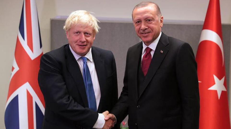 Τουρκία: Ο Ερντογάν θα θέσει θέμα για τον τουρισμό στον Μπόρις Τζόνσον στη σύνοδο του NATO