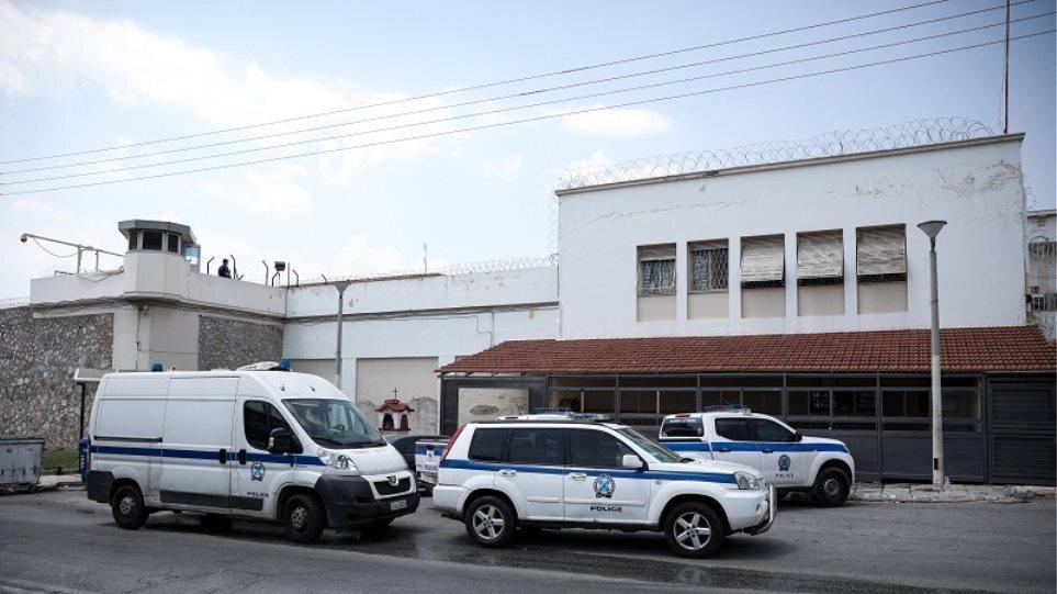 Χασίς κατείχε κρατούμενος στις φυλακές Κορυδαλλού