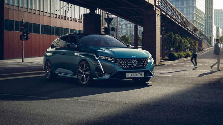 Με δύο plug-in hybrid κινητήρες το νέο Peugeot 308