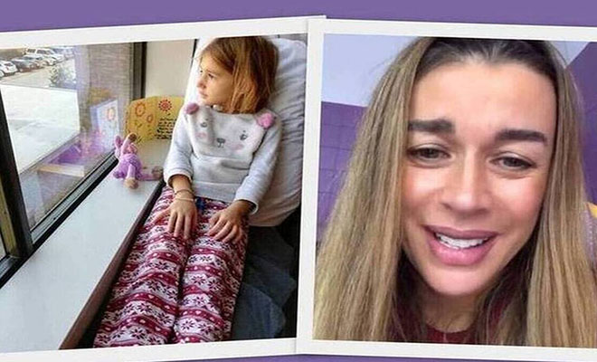 Βαρύ πένθος για την Έρρικα Πρεζεράκου: Πέθανε η 7χρονη ανιψιά της μετά τη «μάχη» με τον καρκίνο