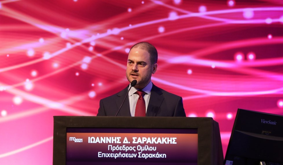 O Ιωάννης Δ. Σαρακάκης,συμμετείχε στο 4ο Συνέδριο Υποδομών & Μεταφορών– ITC 2021