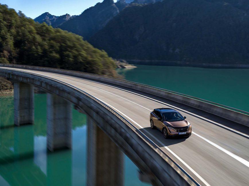 Η Nissan εκδίδει Έκθεση Αειφορίας για το 2021