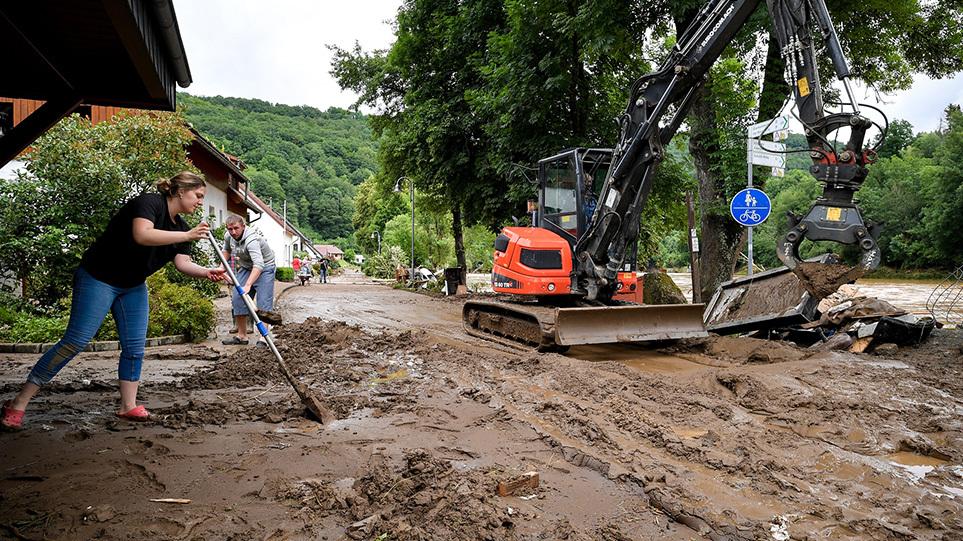Βέλγιο: Στους 23 ανήλθαν οι νεκροί από τις πλημμύρες στη Βαλλονία