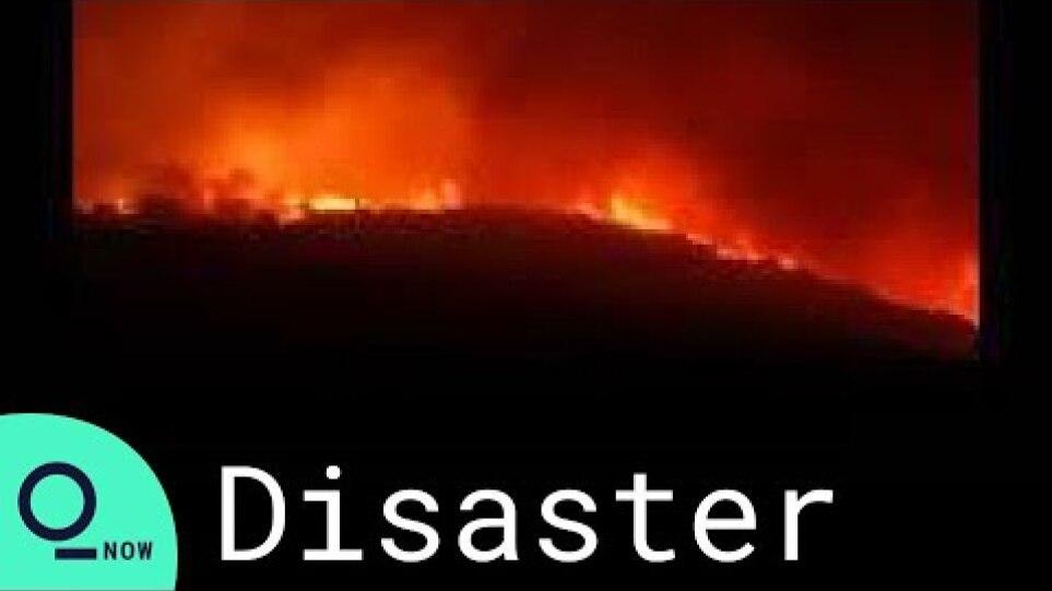 Ιταλία: Καταστροφικές πυρκαγιές στη Σαρδηνία – Δύο Καναντέρ στέλνει η Ελλάδα