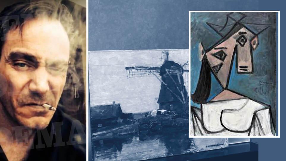 Κλοπή στην Εθνική Πινακοθήκη: Αναμένεται πραγματογνωμοσύνη για τη γνησιότητα των πινάκων