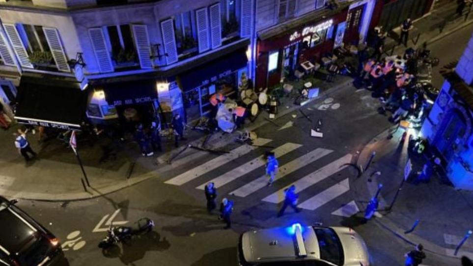 Γαλλία: Η αστυνομία απέκλεισε δρόμο του Παρισιού έπειτα από συμβάν με αρκετούς τραυματισμούς – Δείτε βίντεο