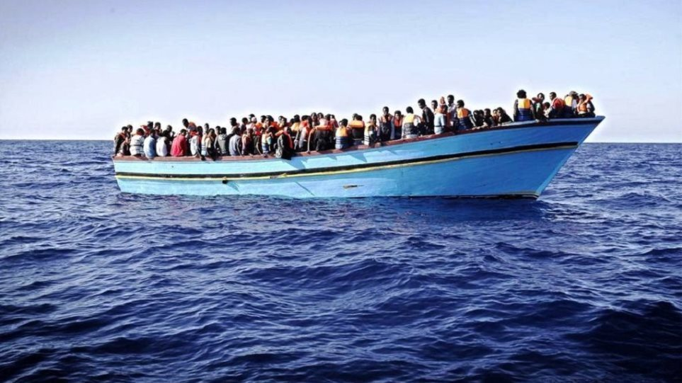 Τουρκία: Βάρκα με 45 μετανάστες βυθίστηκε στα ανοικτά των νότιων ακτών της χώρας