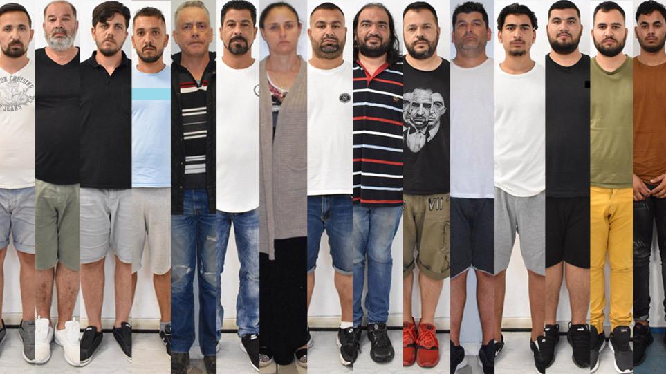 Αυτά είναι τα 15 άτομα που διέπρατταν απάτες και πλαστογραφίες στην Αττική