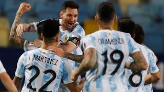 Το Copa America έφερε χρήμα στην Αργεντινή