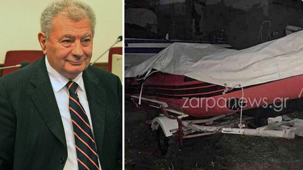 Υπόθεση Βαλυράκη: Ύποπτοι δύο ψαράδες για τον θάνατο του πρώην υπουργού