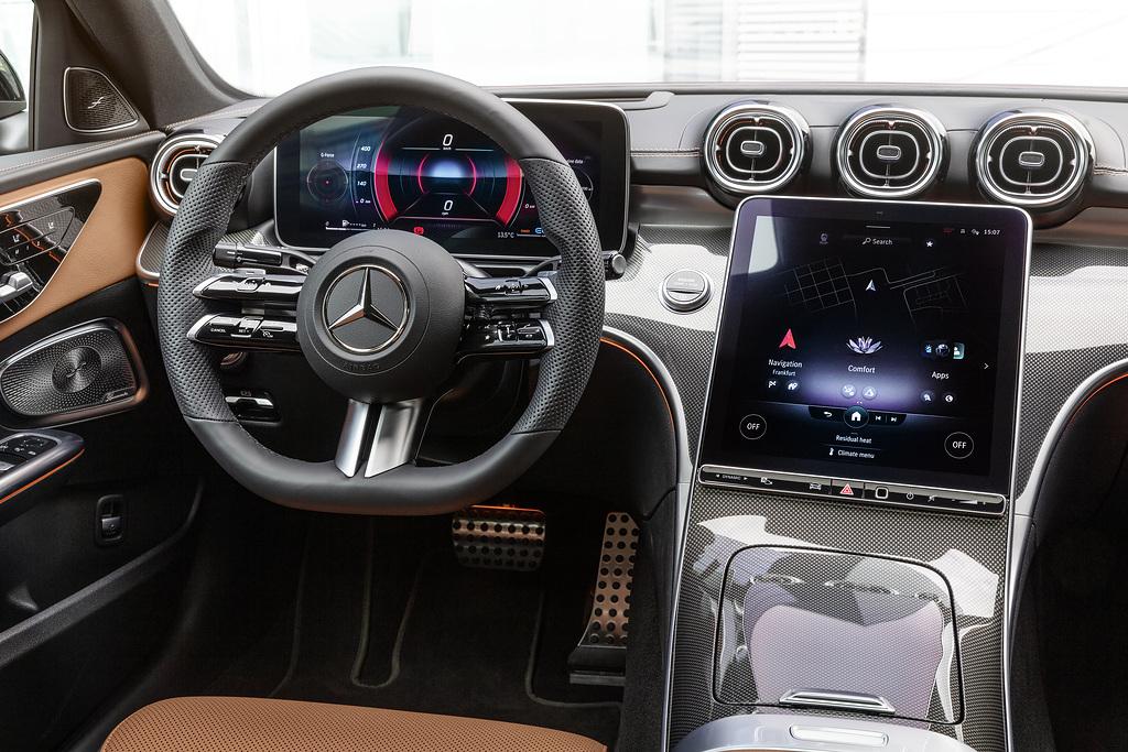 Οι νέες τιμές της Mercedes C-Class