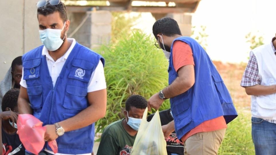 Λιβύη: Τουλάχιστον 57 νεκροί σε ναυάγιο πλοιαρίου που μετέφερε μετανάστες