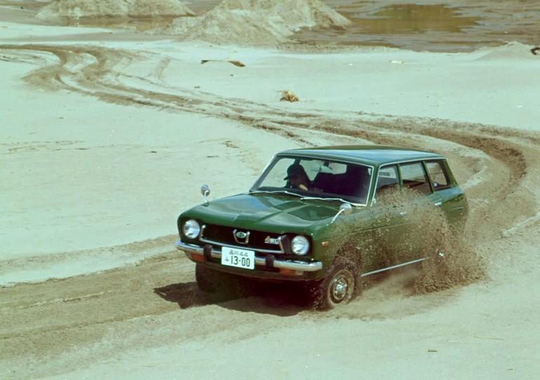 49 χρόνια ιστορία- Από το Leone Estate Van στο Outback AWD