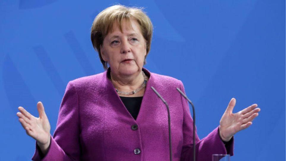 Μέρκελ: «Το μέλλον των Δυτικών Βαλκανίων αργά ή γρήγορα είναι στην ενωμένη Ευρώπη»