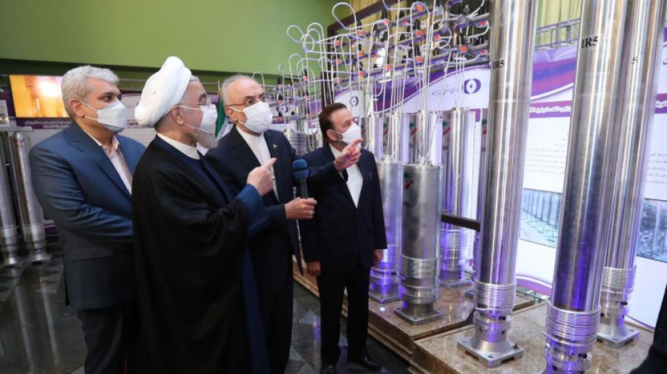 Πυρηνικά: ΗΠΑ, Γαλλία, Γερμανία, Βρετανία εκφράζουν «ανησυχία» για αθέτηση δεσμεύσεων από το Ιράν