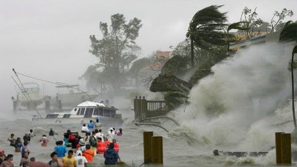 Καταιγίδα Έλσα: Πλησιάζει στην Κούβα και μετά κατευθύνεται στη Φλόριντα