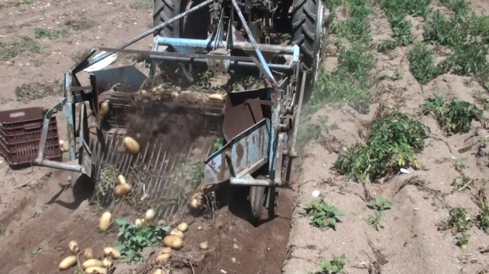 Αχαΐα: Τραγωδία στη Χαλανδρίτσα – Αγρότης καταπλακώθηκε από αγροτικό μηχάνημα και έχασε τη ζωή του