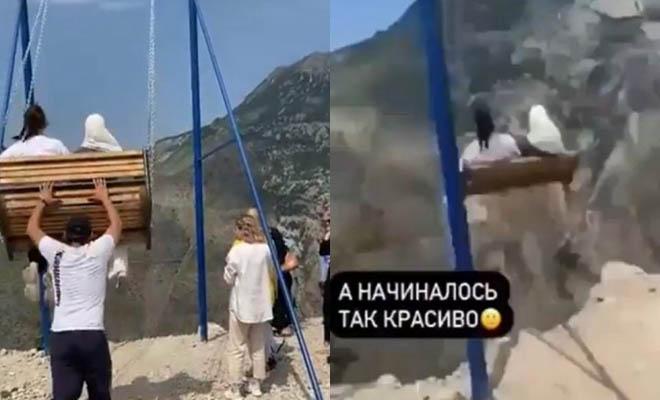 Οι τουρίστες που γλίτωσαν τον θάνατο παρά τρίχα και ο ελέφαντας – «οδηγός τυφλών» που συγκινεί [Βίντεο]