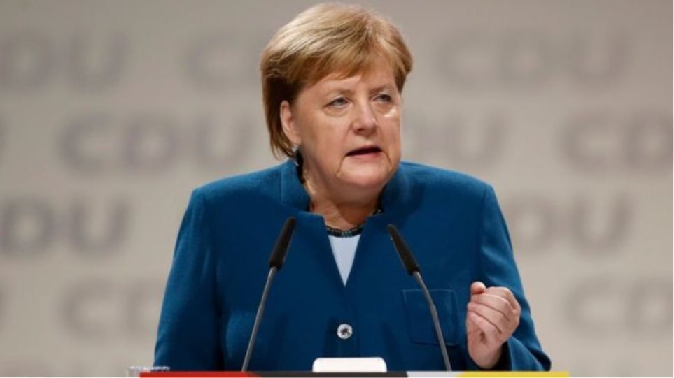 Μέρκελ: Δεν πρέπει να χαλαρώσουμε, ο κορωνοϊός παραμένει