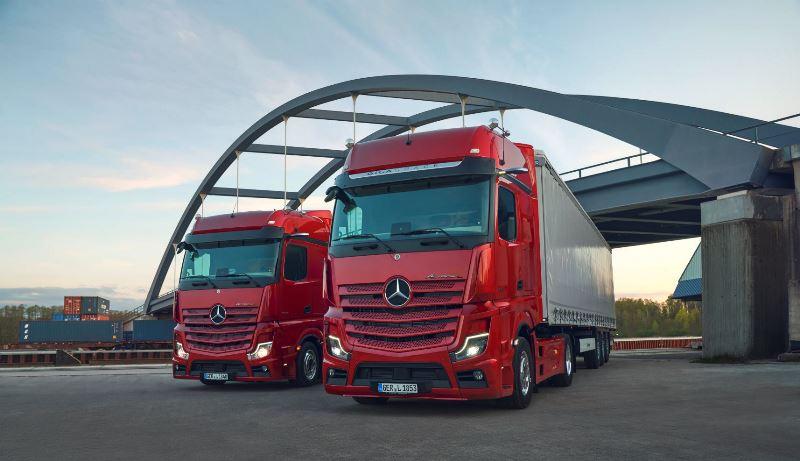 Η Mercedes-Benz Trucks θέτει με το Actros L νέα πρότυπα στην premium κατηγορία φορτηγών