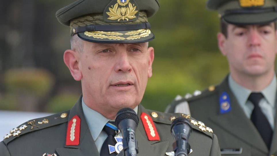 Στρατηγός Φλώρος: Τηλεφωνική επικοινωνία με τον πρόεδρο της Στρατιωτικής Επιτροπής του ΝΑΤΟ