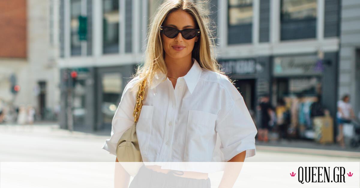 Μόλις βρήκες τον πιο σeξι (και δροσερό) τρόπο να φοράς το πουκάμισό σου το καλοκαίρι