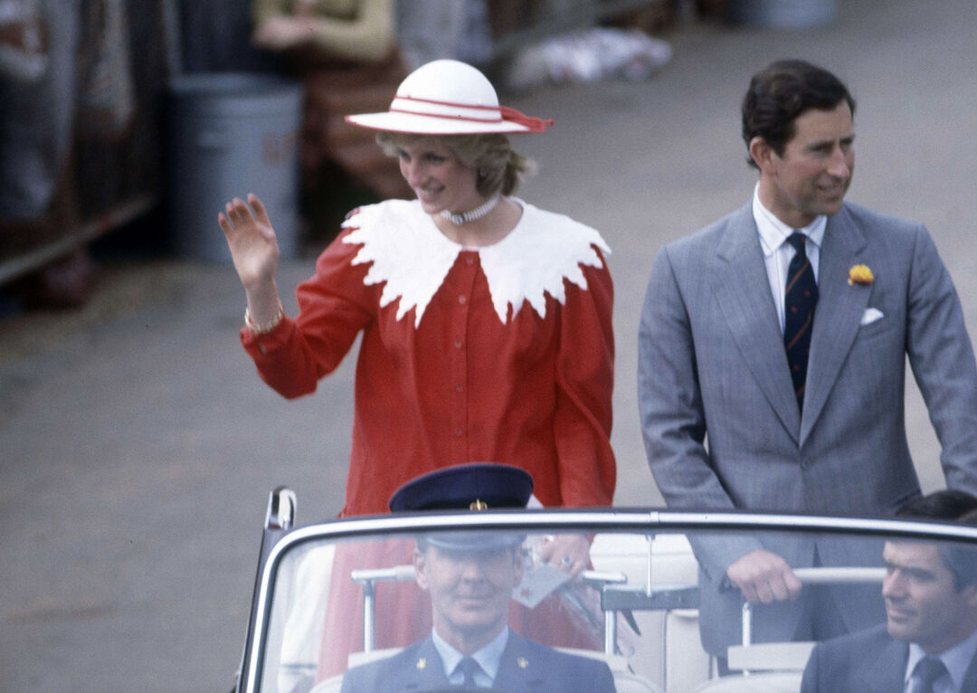 Όταν η πριγκίπισσα Diana δε νοιαζόταν για στυλιστικούς (ή βασιλικούς) κανόνες