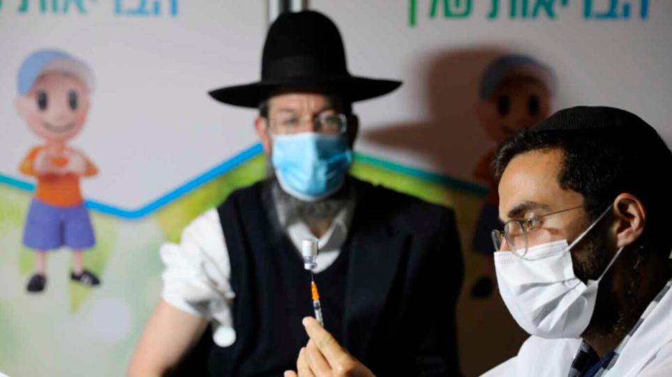 Κορωνοϊός – Ισραήλ: Ξεπέρασαν τα 3.000 τα «ενεργά κρούσματα» για πρώτη φορά από τον Απρίλιο