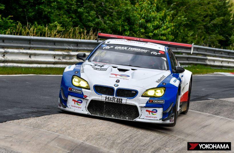 Νίκη για την αγωνιστική ομάδα των ελαστικών YΟΚΟΗΑΜΑ, στον 6ο γύρο του Nürburgring Endurance