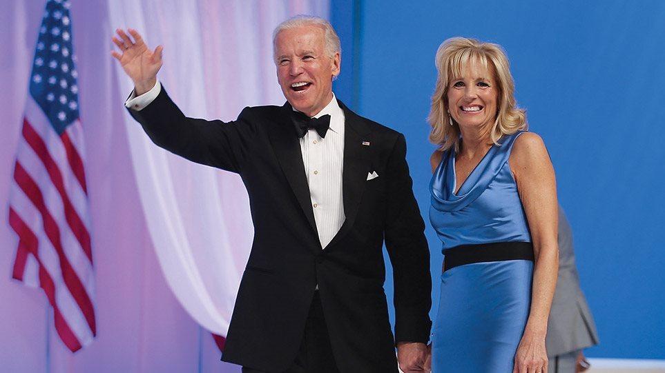 Γιατί ο γάμος των Τζο και Τζιλ Μπάιντεν έχει επηρεαστεί από τότε που μετακόμισαν στον Λευκό Οίκο